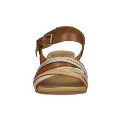Sandały Caprice  SANDAŁY  9-28213-34. Brązowe sandały trekkingowe damskie marki Caprice. Za 169,99 zł.