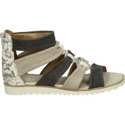 Sandały damskie: Sandały – 704 E18 COMB6