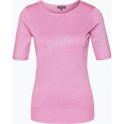 Marie Lund - Sweter damski, różowy. Czerwone swetry klasyczne damskie Marie Lund, xxl, z dzianiny. Za 149,95 zł.