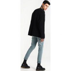 Swetry klasyczne męskie: Weekday CUTTER Sweter black