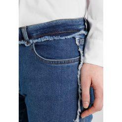 Boyfriendy damskie: 2ndOne MALOU Jeansy Straight Leg raw stone blue