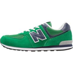 New Balance GC574 Tenisówki i Trampki green. Zielone tenisówki męskie New Balance, z materiału. Za 269,00 zł.