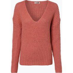 Drykorn - Sweter damski z dodatkiem alpaki – Linna, różowy. Czerwone swetry klasyczne damskie DRYKORN, m, z dzianiny. Za 659,95 zł.