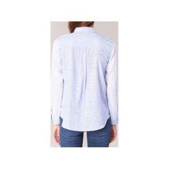Koszule Pepe jeans  CRIS. Niebieskie koszule jeansowe damskie marki Pepe Jeans, l. Za 247,20 zł.