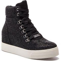 Sneakersy STEVE MADDEN - Corey High Sneaker SM11000260-04001-010 Black Multi. Czarne sneakersy damskie marki Steve Madden, z materiału. Za 589,00 zł.