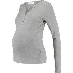 Bluzki asymetryczne: bellybutton JULIA  Bluzka z długim rękawem gray