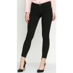 Spodnie damskie: Czarne Spodnie Hookup