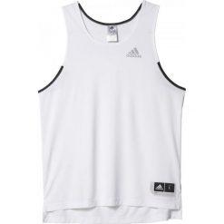 Adidas Koszulka męska Commander biała r. S. Białe t-shirty męskie marki Adidas, m. Za 93,26 zł.