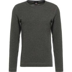 Swetry klasyczne męskie: BOSS Orange TEMPEST Sweter dark green