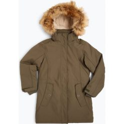 Odzież dziecięca: Jonas Nielsen Stockholm - Dziewczęca kurtka funkcyjna, zielony