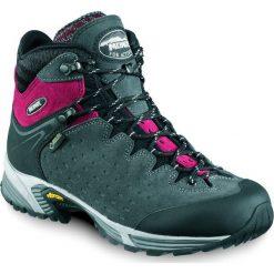 Buty trekkingowe damskie: MEINDL Buty Air Revolution 1.7 Lady szaro-czerwone r. 41,5 (3931)