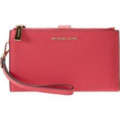MICHAEL Michael Kors Portfel rose pink. Czerwone portfele damskie marki MICHAEL Michael Kors. Za 529,00 zł.