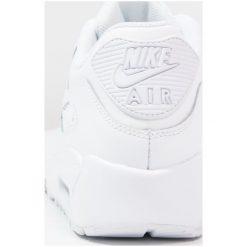 Nike Sportswear AIR MAX 90  Tenisówki i Trampki white. Białe tenisówki męskie Nike Sportswear, z gumy. W wyprzedaży za 404,10 zł.