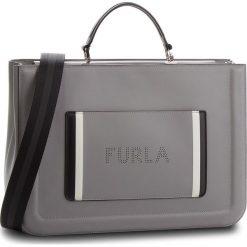 Torebka FURLA - Reale 985409 B BTD1 I78 Onice. Szare torebki klasyczne damskie Furla, ze skóry. Za 2275,00 zł.