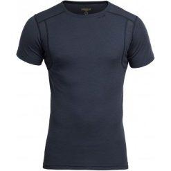 Devold Męski T-Shirt Czarny Xl. Niebieskie odzież termoaktywna męska marki Oakley, na lato, z bawełny, eleganckie. Za 265,00 zł.