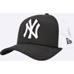 New Era - Czapka. Czarne czapki z daszkiem męskie New Era, z bawełny. W wyprzedaży za 89,90 zł.