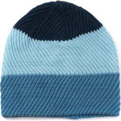 Czapka damska Trzy kolory niebieska. Niebieskie czapki zimowe damskie marki Art of Polo. Za 32,73 zł.