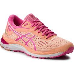 Buty ASICS - Gel-Cumulus 20 1012A008  Mojave/Fuchsia Purple 800. Brązowe buty do biegania damskie Asics, z materiału. W wyprzedaży za 409,00 zł.