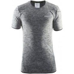 Odzież termoaktywna męska: Craft Koszulka Męska Active Comfort Ss Szara/Czarna S