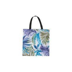Torebka damska we wzory, kolorowa torebka. Niebieskie torebki klasyczne damskie TXM, w kolorowe wzory. Za 7,99 zł.