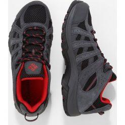 Buty skate męskie: Columbia REDMOND XT Obuwie hikingowe black/mountain red
