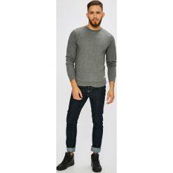 Diesel - Bluza. Czarne bluzy męskie rozpinane Diesel, l, z bawełny, bez kaptura. Za 299,90 zł.