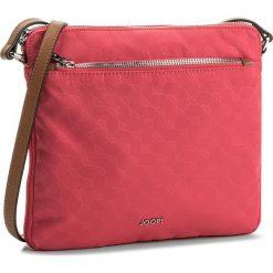 Torebka JOOP! - Lola 4140003702 Coral 203. Czerwone listonoszki damskie JOOP!, z materiału, na ramię. W wyprzedaży za 329,00 zł.