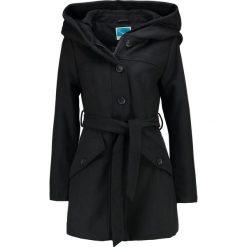 Płaszcze damskie pastelowe: TWINTIP Krótki płaszcz black