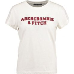 T-shirty damskie: Abercrombie & Fitch SEASONAL LOGO TEE Tshirt z nadrukiem white
