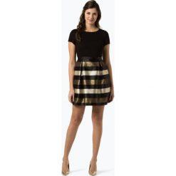 Marie Lund - Sukienka damska, złoty. Żółte sukienki z falbanami Marie Lund. Za 499,95 zł.