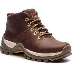 Trekkingi CAMEL ACTIVE - Vancouver 753.20.03 Mocca. Brązowe buty zimowe damskie marki Camel Active, z materiału. W wyprzedaży za 409,00 zł.
