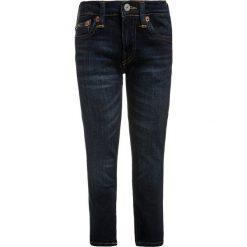 Polo Ralph Lauren ELDRIDGE BOTTOMS  Jeans Skinny Fit belgrove wash. Niebieskie jeansy dziewczęce Polo Ralph Lauren, z bawełny. Za 269,00 zł.