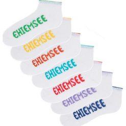 Skarpetki damskie: Skarpetki stopki Chiemsee (7 par) bonprix biały