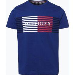 T-shirty męskie: Tommy Hilfiger - T-shirt męski, niebieski