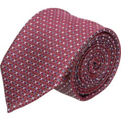 Krawat platinum bordo classic 220. Brązowe krawaty męskie Recman. Za 49,00 zł.