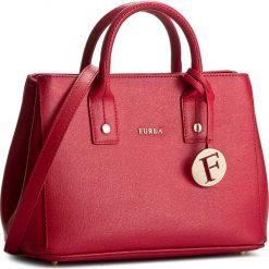 Torebka FURLA - Linda 851063 B BHR7 B30 Ruby. Czerwone torebki klasyczne damskie Furla, ze skóry, duże. Za 1175,00 zł.