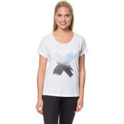 """T-shirty damskie: Koszulka """"Poised"""" w kolorze białym"""
