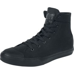 Tenisówki męskie: Black Premium by EMP Basic Sneaker Buty sportowe czarny