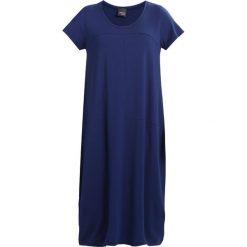 Sukienki hiszpanki: Persona by Marina Rinaldi OPERA Sukienka z dżerseju blu marino