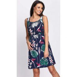 Sukienki: Granatowa Sukienka Finest Dreams