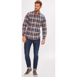 Levi's - Jeansy 501 Skinny. Brązowe jeansy męskie skinny marki Levi's®, z bawełny. Za 399,90 zł.
