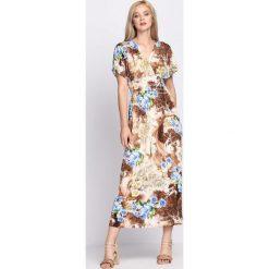 Sukienki: Brązowa Sukienka Swift