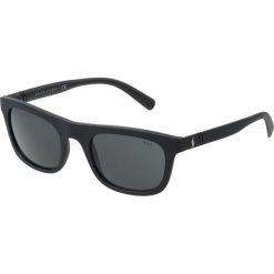 Polo Ralph Lauren Okulary przeciwsłoneczne grey. Szare okulary przeciwsłoneczne męskie aviatory Polo Ralph Lauren. Za 509,00 zł.