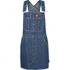 Dickies Hopewell Sukienka niebieski. Szare sukienki na komunię marki Dickies, na zimę, z dzianiny. Za 199,90 zł.