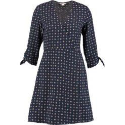 Sukienki hiszpanki: Cortefiel ESTAMPADA Sukienka letnia dark blue