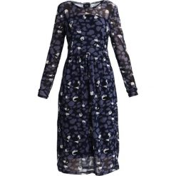 Długie sukienki: Object OBJMARIANNA LONG DRESS  Długa sukienka sky captain