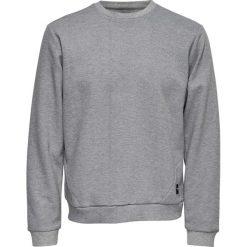 Bluza z okrągłym dekoltem. Szare bluzy męskie rozpinane marki Fila, m, z długim rękawem, długie. Za 127,64 zł.