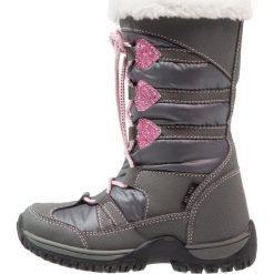 Fullstop. Śniegowce grey/rose. Szare buty zimowe damskie marki fullstop., z materiału. W wyprzedaży za 125,40 zł.