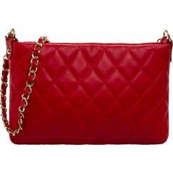 Torebka CREOLE - RBI10119  Czerwona Pik. Czerwone torebki klasyczne damskie Creole, ze skóry. Za 189,00 zł.