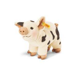 Steiff  Maskotka Świnka Roserl 26 cm - biały. Białe przytulanki i maskotki Steiff, z materiału. Za 169,00 zł.